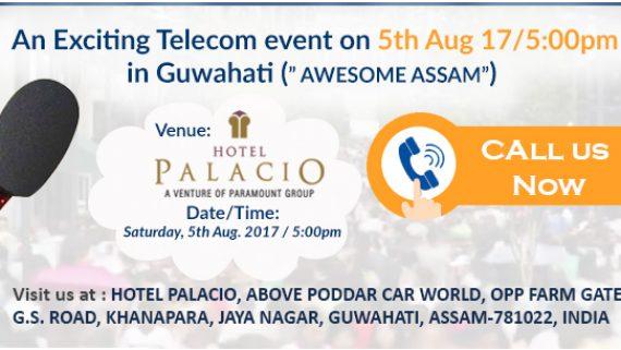 Roadshow event in Assam 2017